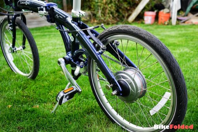Dahon Mu N360 Folding Bike Review - Smooth and Shine
