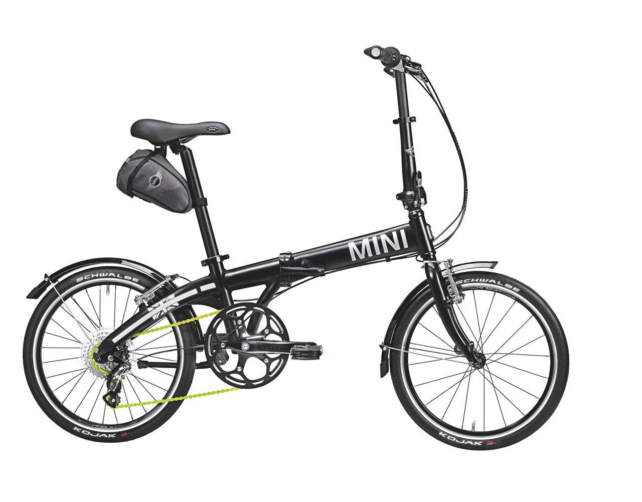 Mini Cooper Folding Bike Review