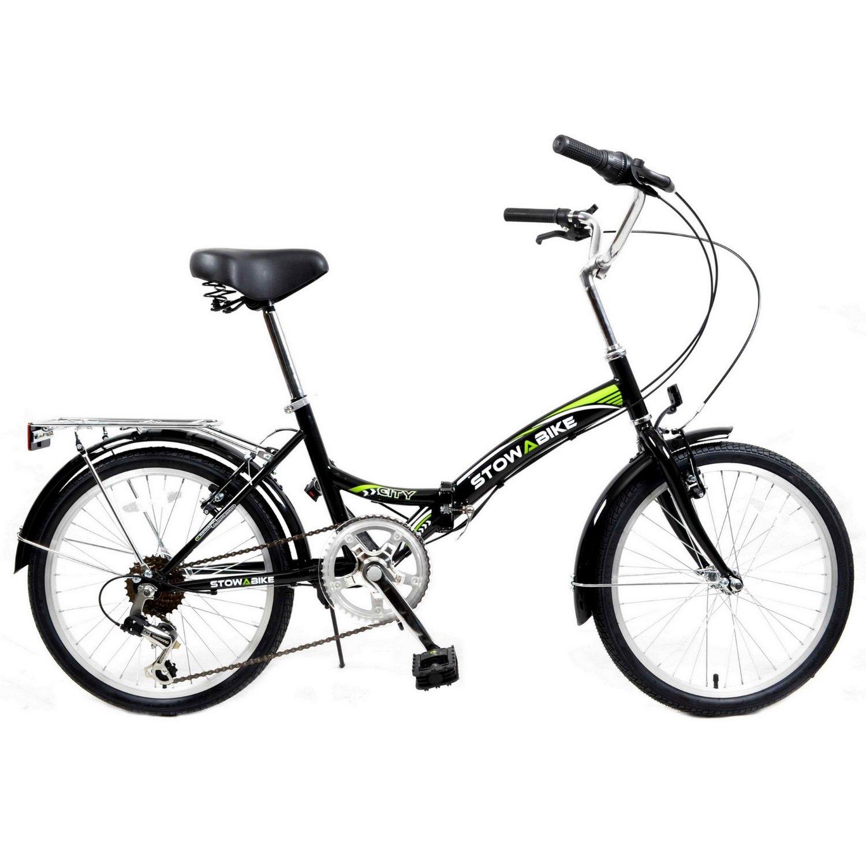 Stowabike 20 Folding City V2 Compact Foldable Bike Review