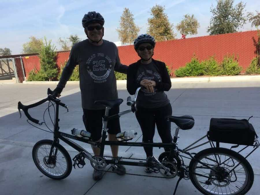 Rediscovering the joys of a tandem Bike Friday