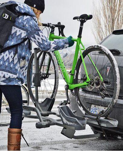 swagman semi 2 0 2 bike 2 bike platform hitch rack