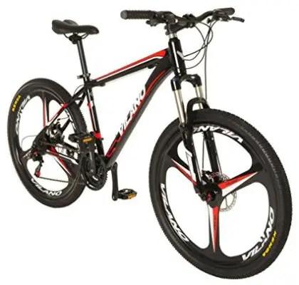 Vilano 26-Inch Frame Mountain Bike Ridge 2.0