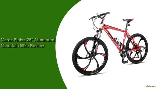 Merax Finiss 26″ Aluminum Mountain Bike Review