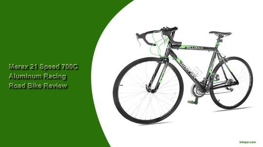 Merax 21 Speed 700C Aluminum Racing Road Bike Review