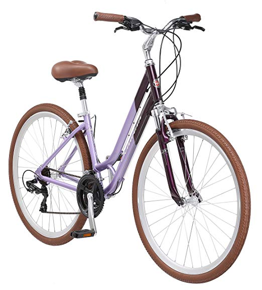 cc1b08e5378 Schwinn Capitol Women's Hybrid Bicycle Review (700c Wheel)