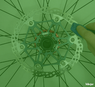 bike rotor