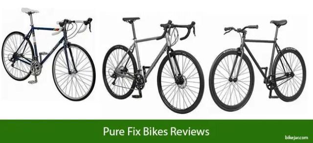 pure fix bikes reviews