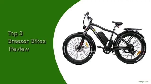 breezer bikes review