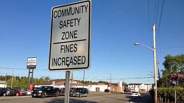 Bike Law Canada Community Safety Zones