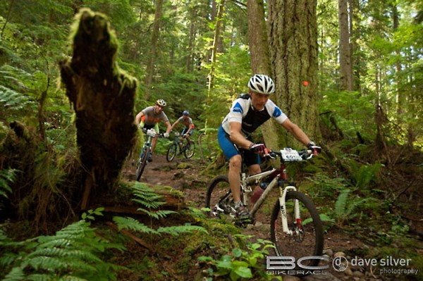 Results: BC Bike Race 2009: Day 1