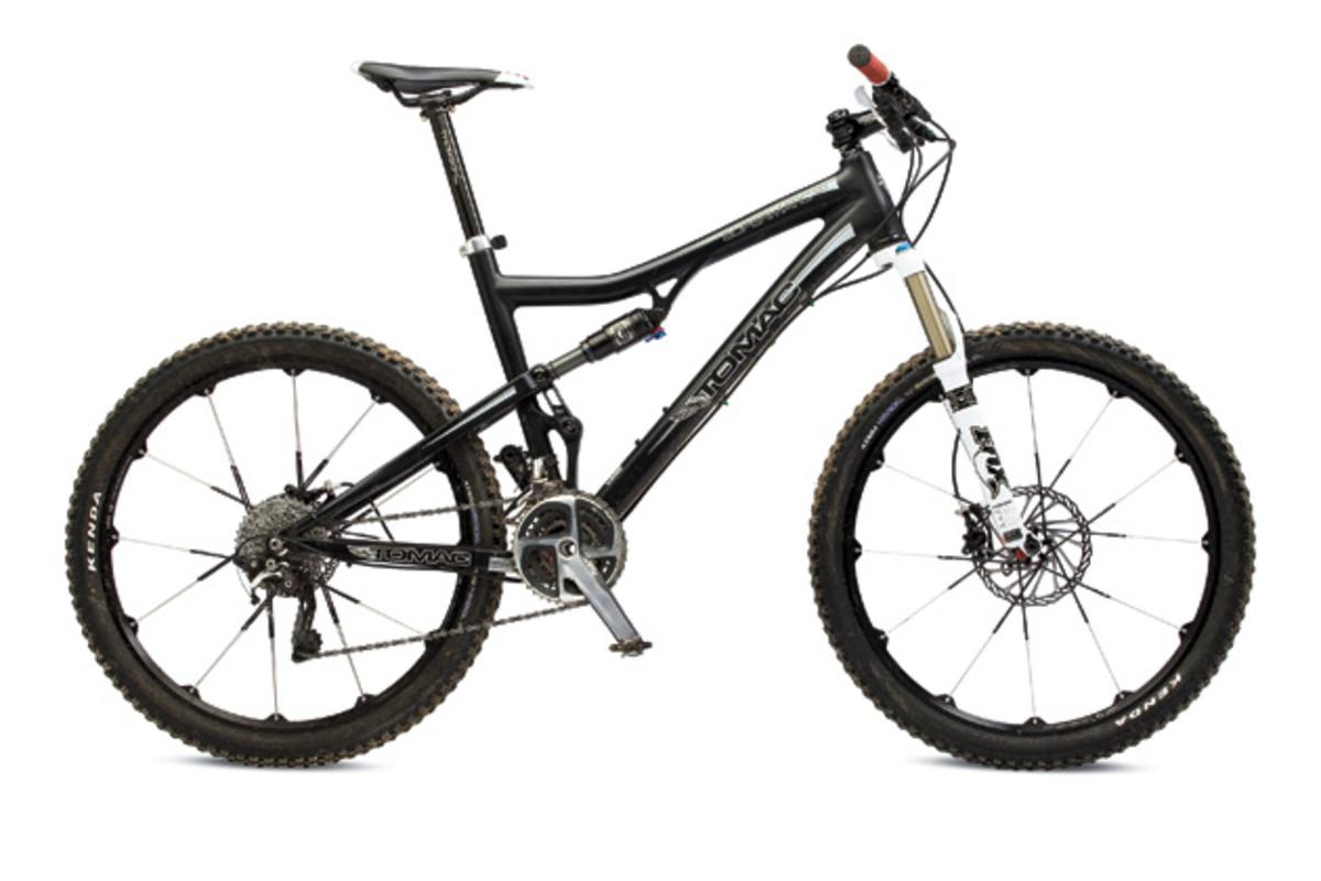 Bike Review: Tomac Supermatic 120-1