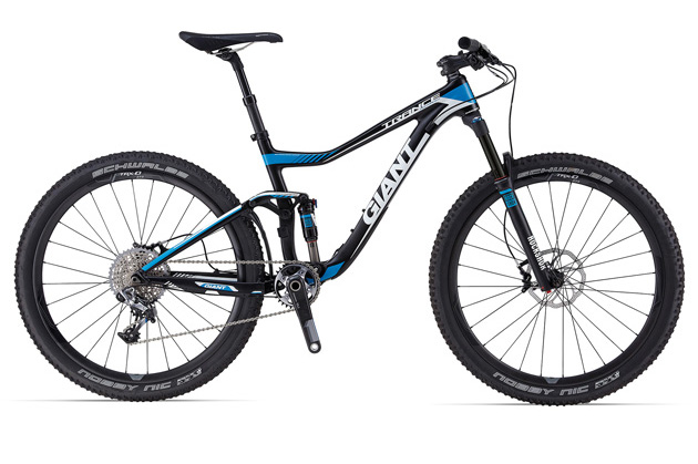 252545afb22 Giant Debuts Trance 27.5 Models
