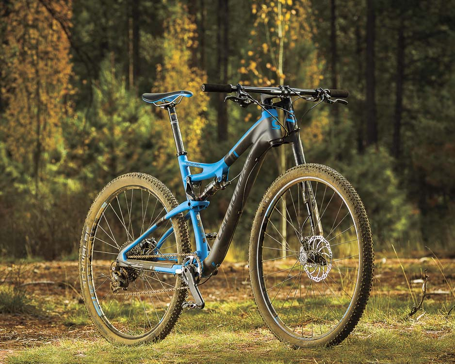 c647f229dbd Cannondale Scalpel | 2015 Bible of Bike Tests | BIKE Magazine