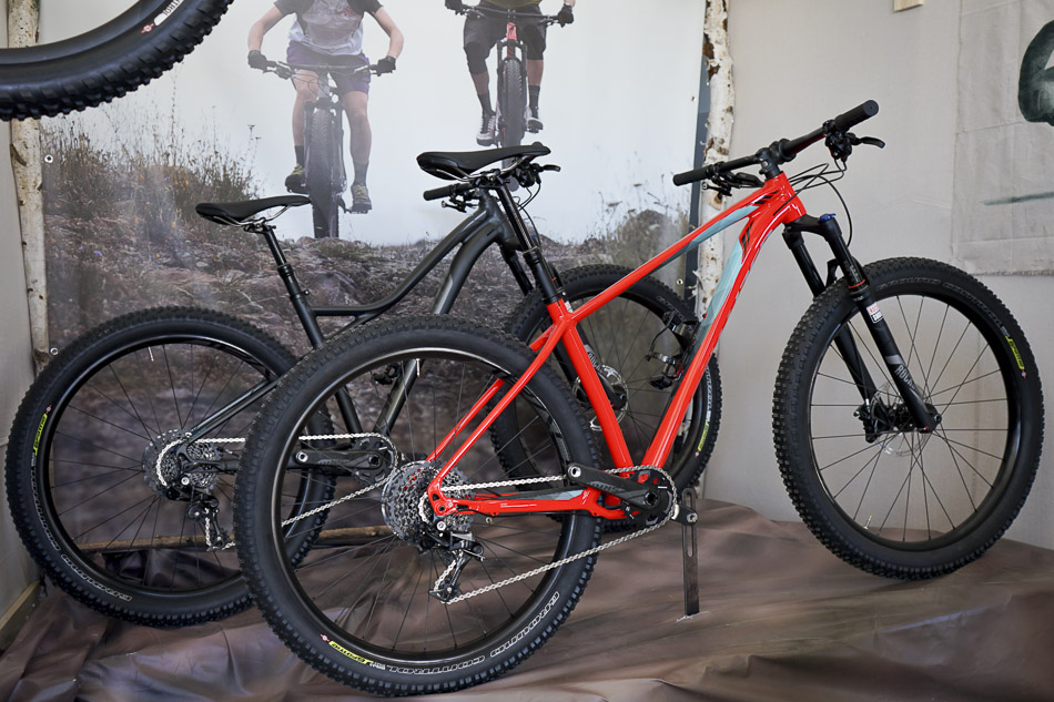 Specialized Ruze and Fuse
