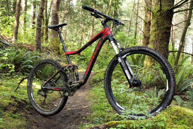 82ae516e8d1 Preview: Giant Trance Advanced 27.5 2 | BIKE Magazine