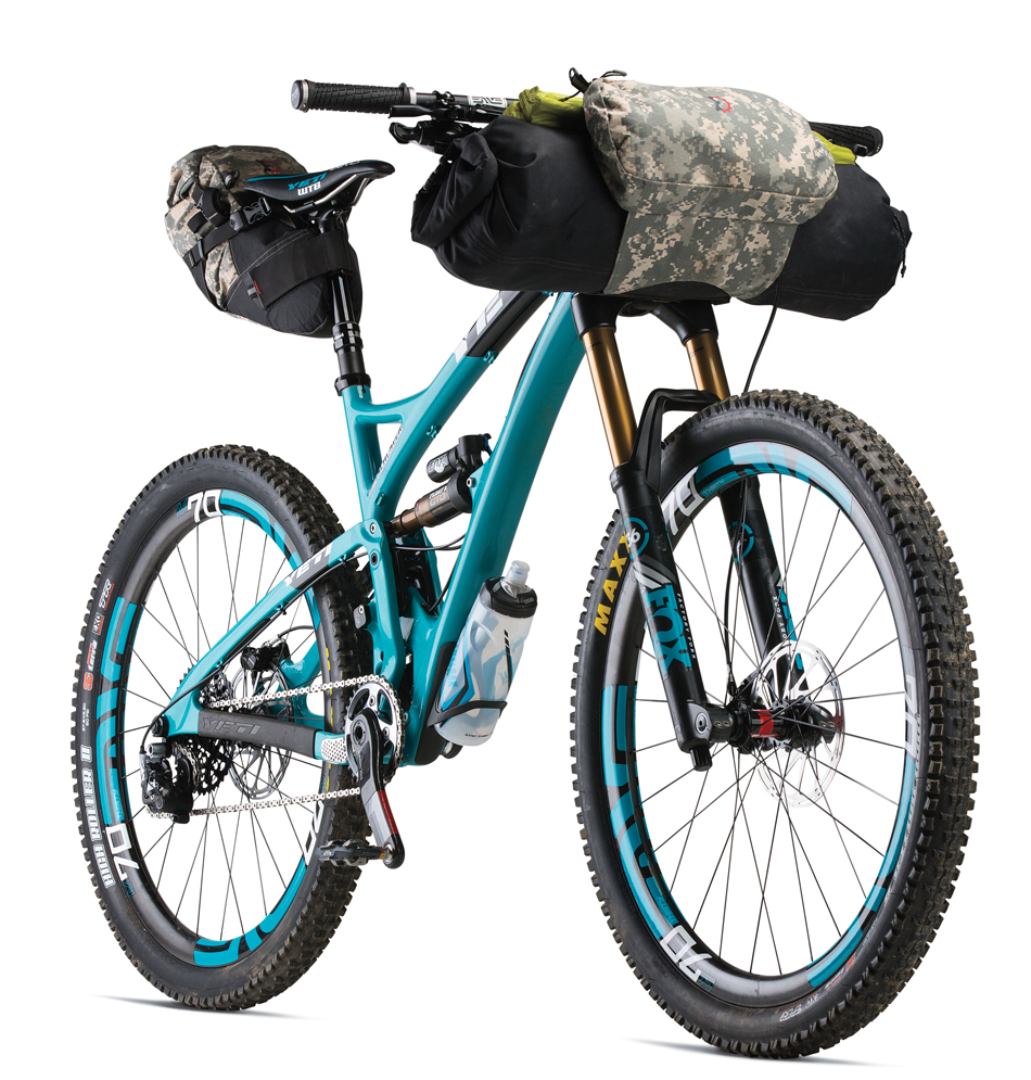 Joey Schusler's Bikepacking Setup | BIKE Magazine