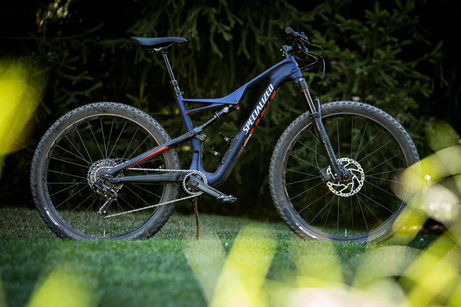 First Ride: Specialized Women's Camber Comp Carbon | BIKE