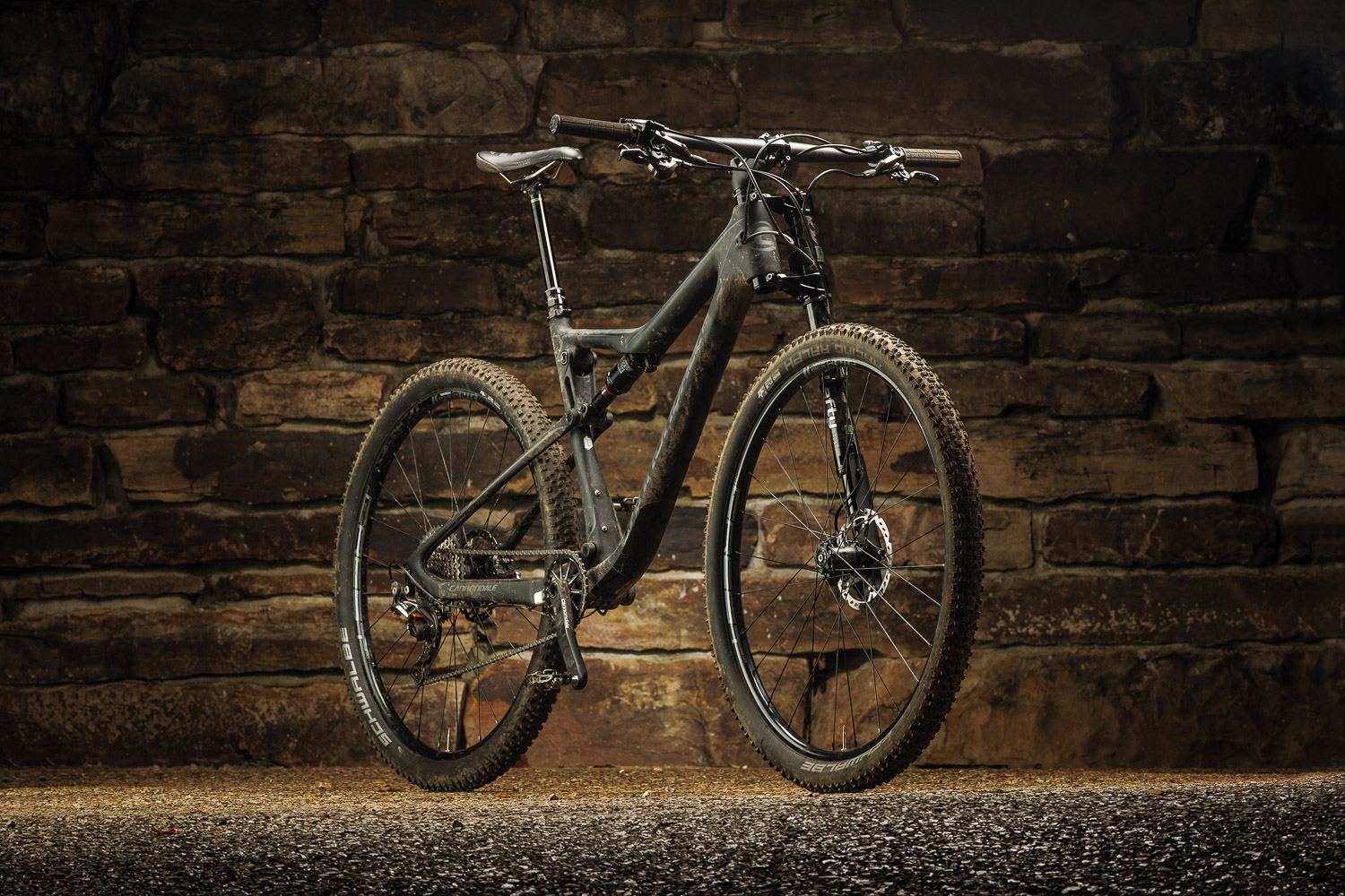 104af54be41 Review: Cannondale Scalpel SI   BIKE Magazine