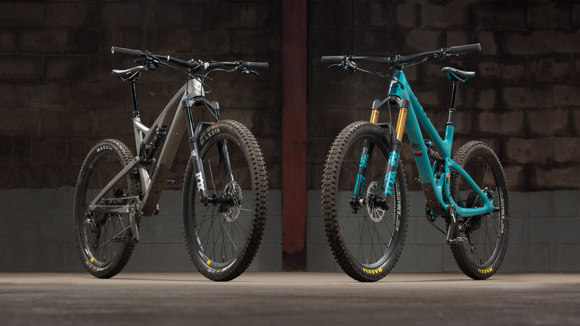 c4f9c04566f Bible Versus: Diamondback Release vs. Yeti SB5 LR | BIKE Magazine
