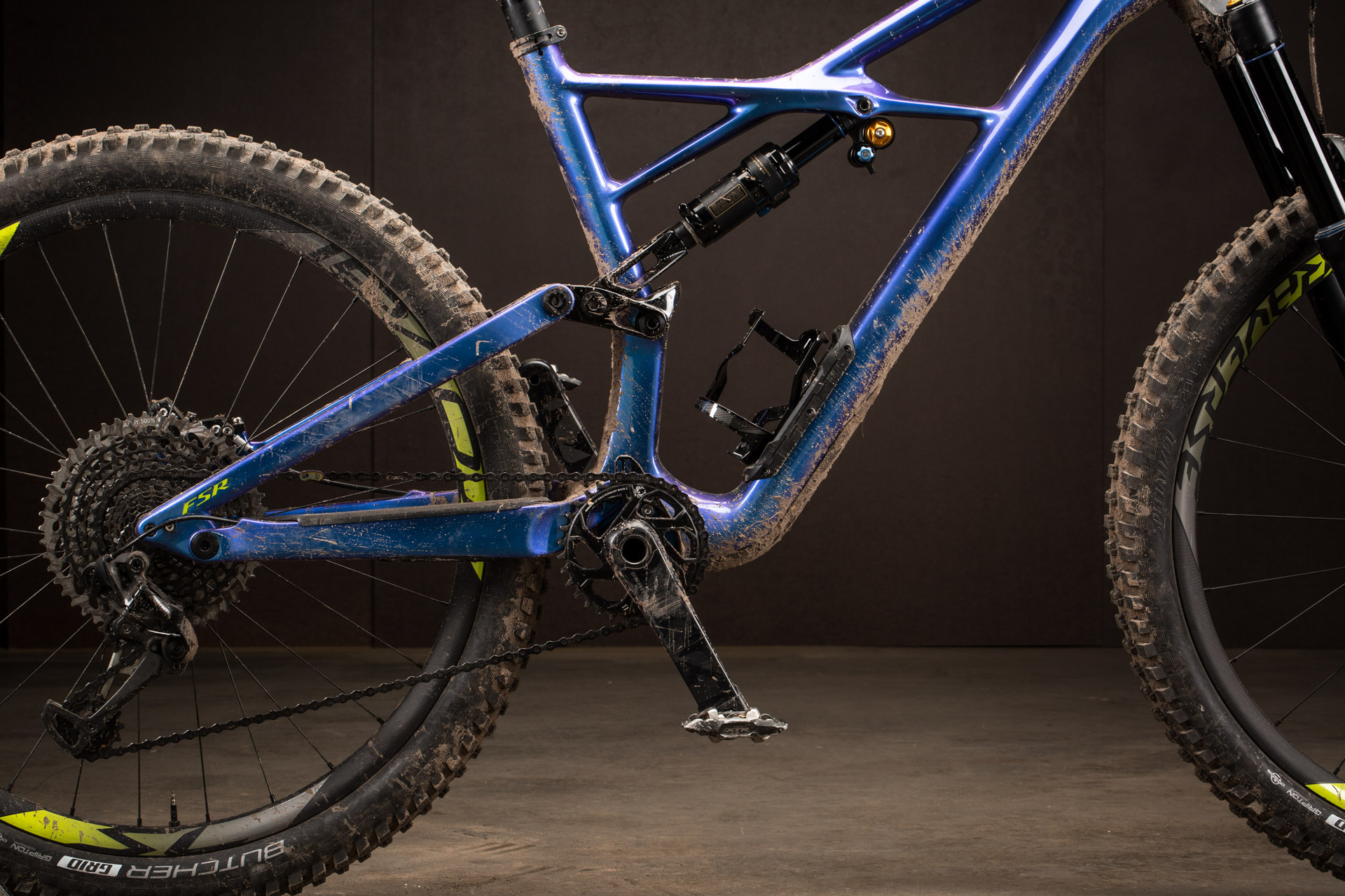 Bible Review: Specialized S-Works Enduro 27 5 | BIKE Magazine