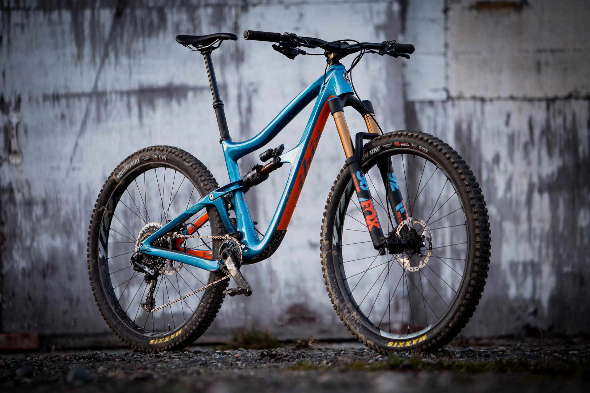 First Ride: Ibis Ripmo | BIKE Magazine