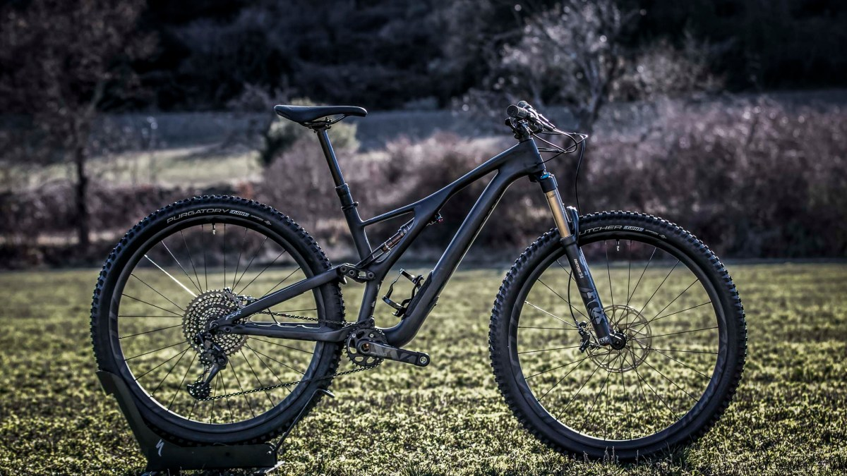 9b4ccd23743 First Ride: 2019 Specialized Stumpjumpers Trail Mountain Bike | Bike ...