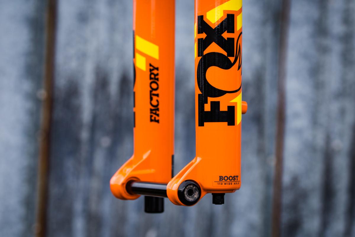 First Ride: 2019 Fox 36 FIT GRIP2 Mountain Bike Suspension