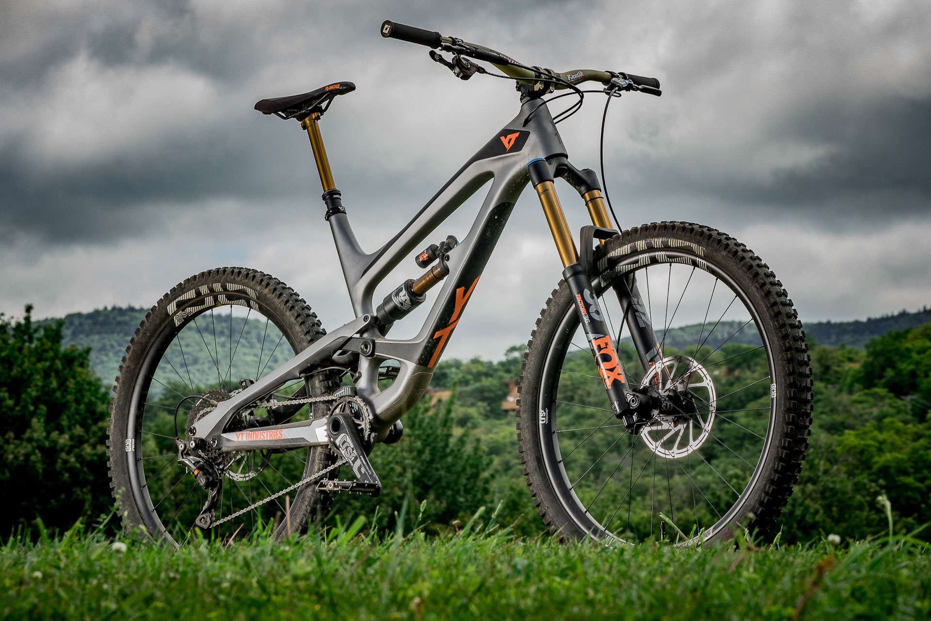 fbdd5d01488 Tested: YT Capra Pro Race Long-Travel 27.5 Mountain Bike | Bike Magazine