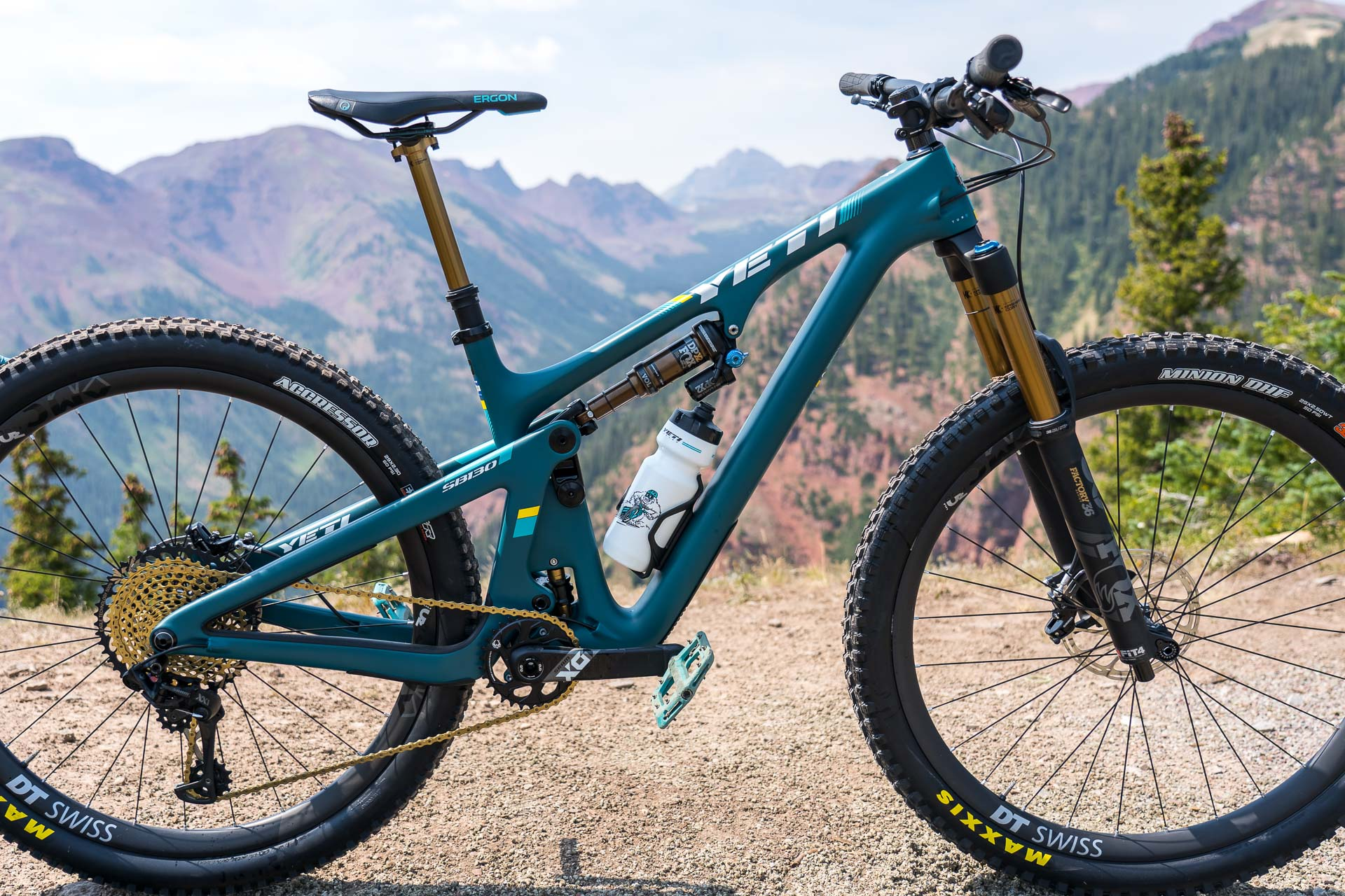 First Ride: Yeti SB130 Mid-Travel Mountain Bike | Bike Magazine