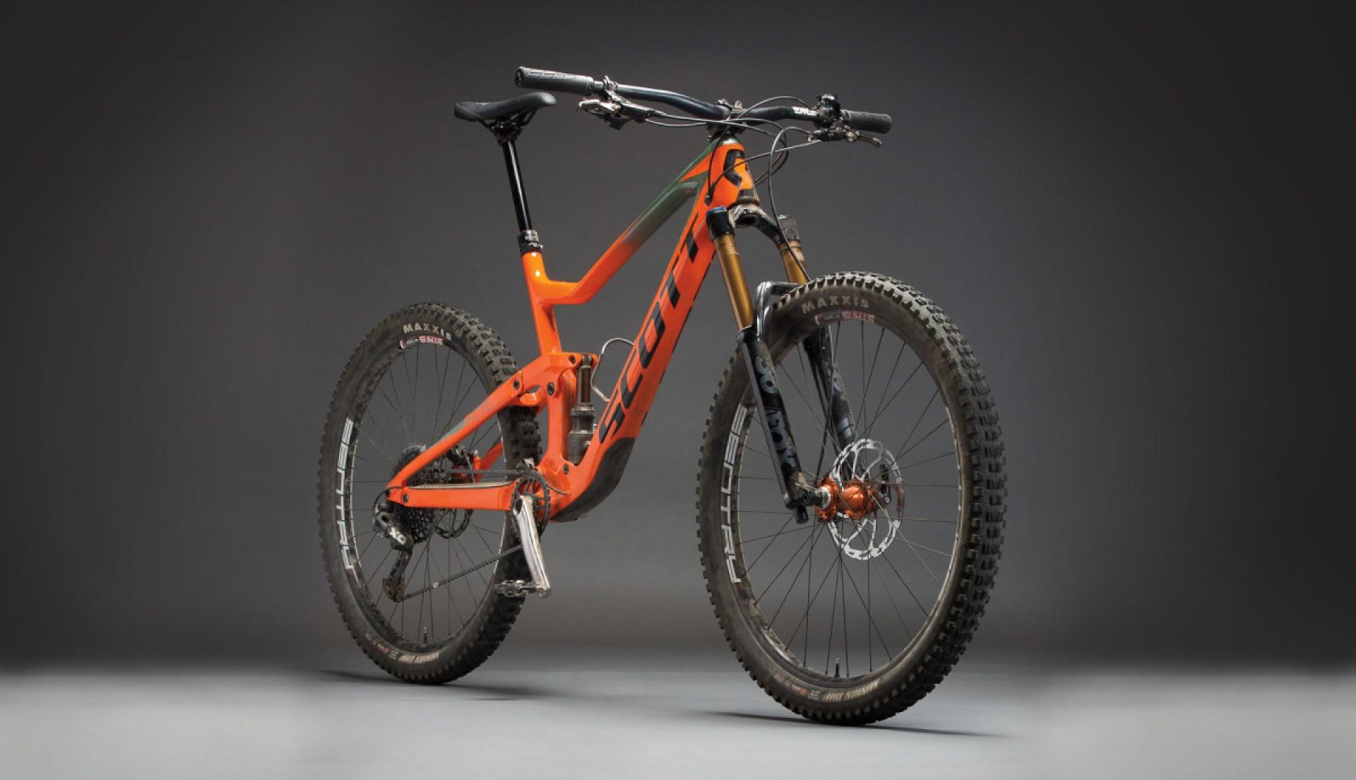 Will There Someday Be Bike In >> Dream Build Travis Engel S Scott Ransom Bike Magazine