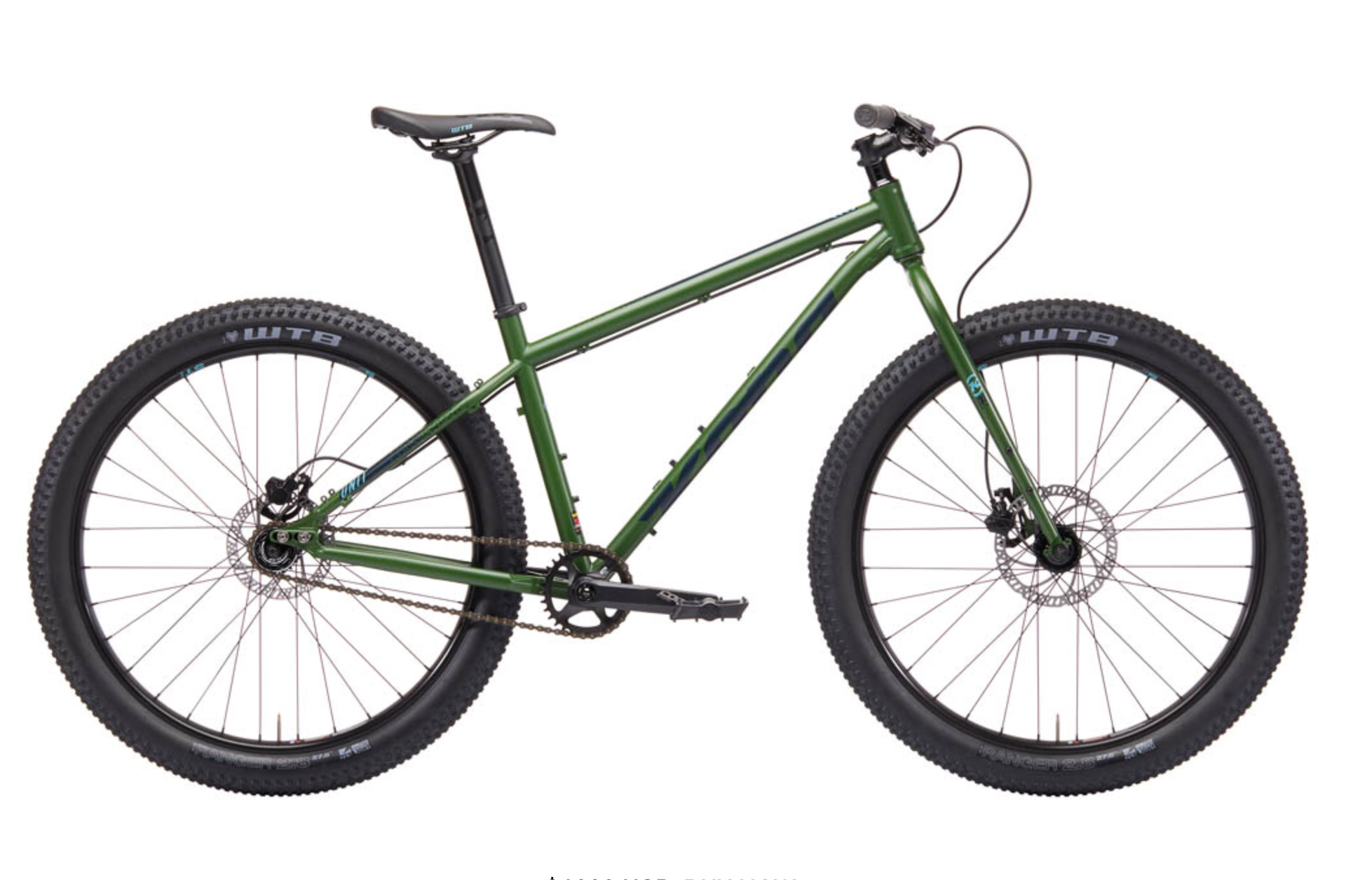 7ca54cd81a9 As a singlespeed fully rigid mountain bike, the Unit will turn most trails  into a marginally type-2 fun experience.