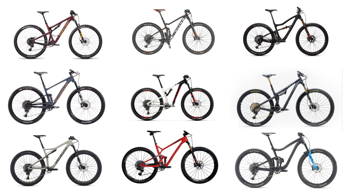10 Best XC / Trail Crossover Mountain Bikes | BIKE Magazine
