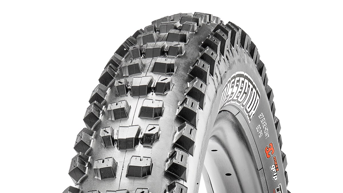 Maxxis introduces the Dissector