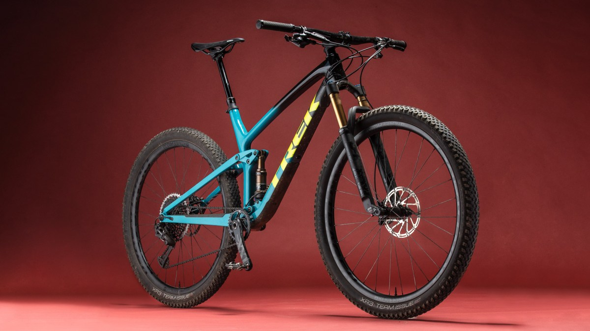 Bible Review: Trek Top Fuel 9.9