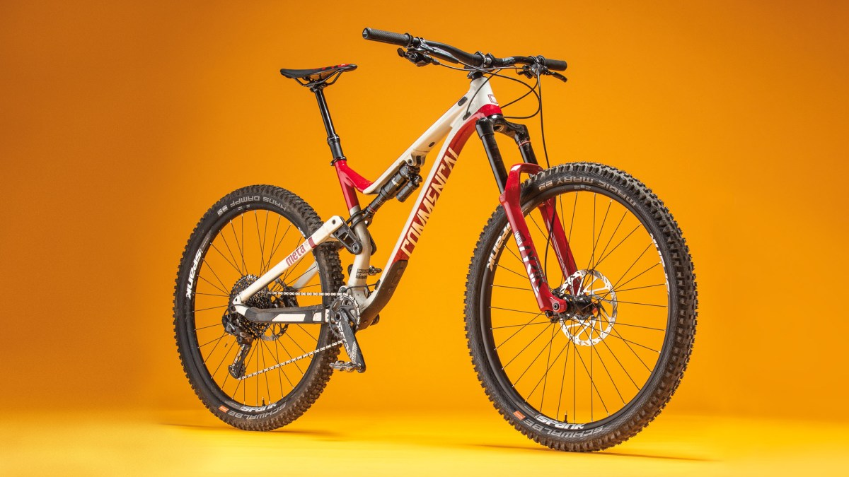 Bible Review: Commencal Meta AM 29 Team