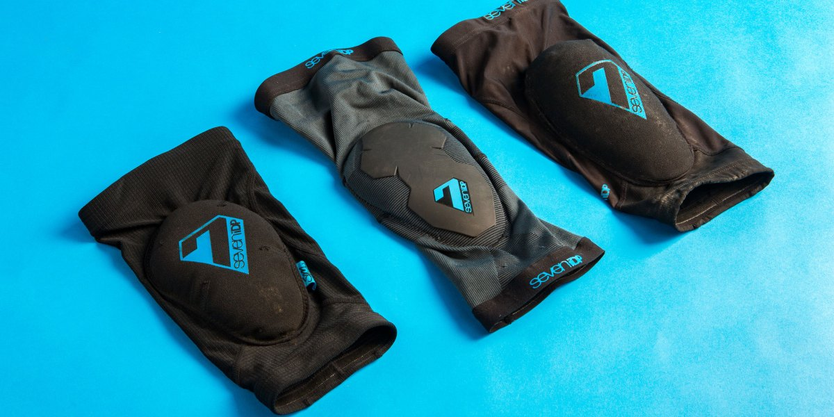7 Protection Transition Knee Guards Large