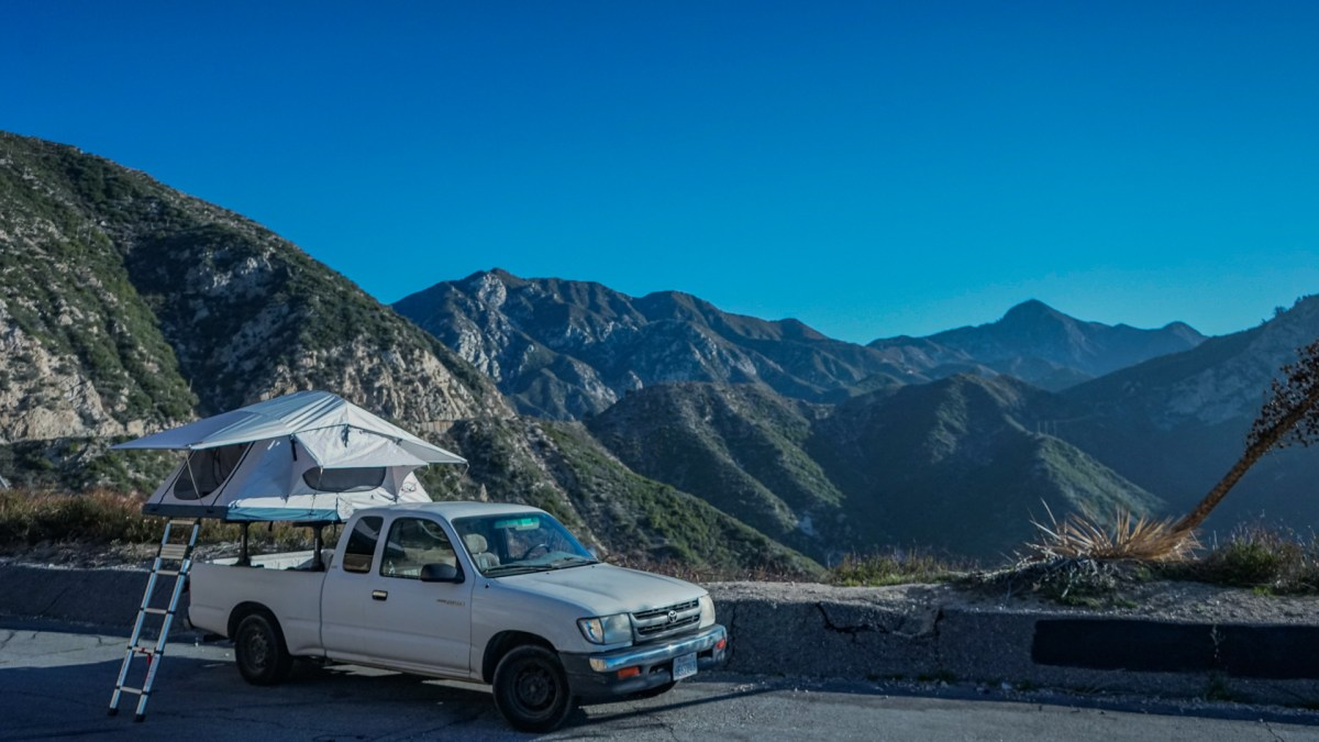 Tested: Tepui Low-Pro 2 Rooftop Tent | BIKE Magazine