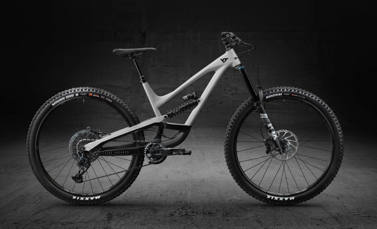 YT Capra Shred Side Image