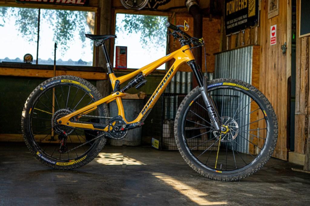 nukeproof bike