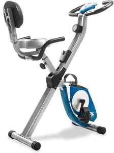 xterra fitness fb350 folding exercise bike review