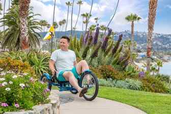 Mobo Triton Pro Recumbent Tricycle