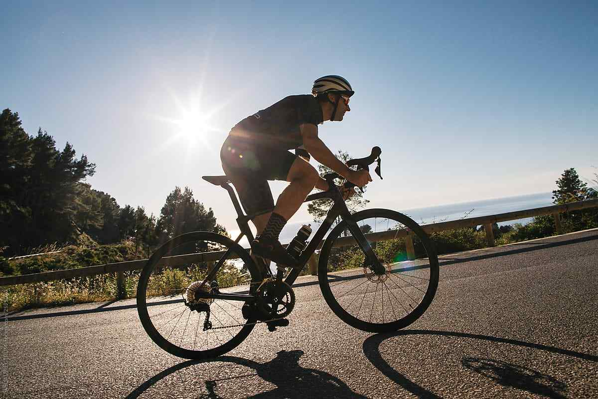 Is cycling good for weight loss on stomach