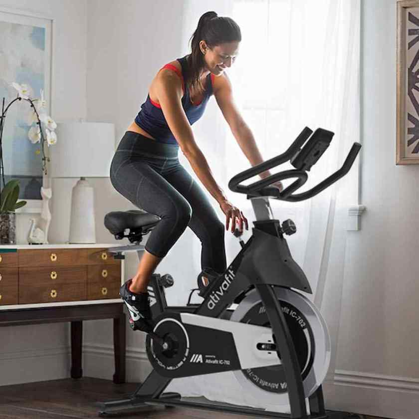 ativafit indoor cycling bike