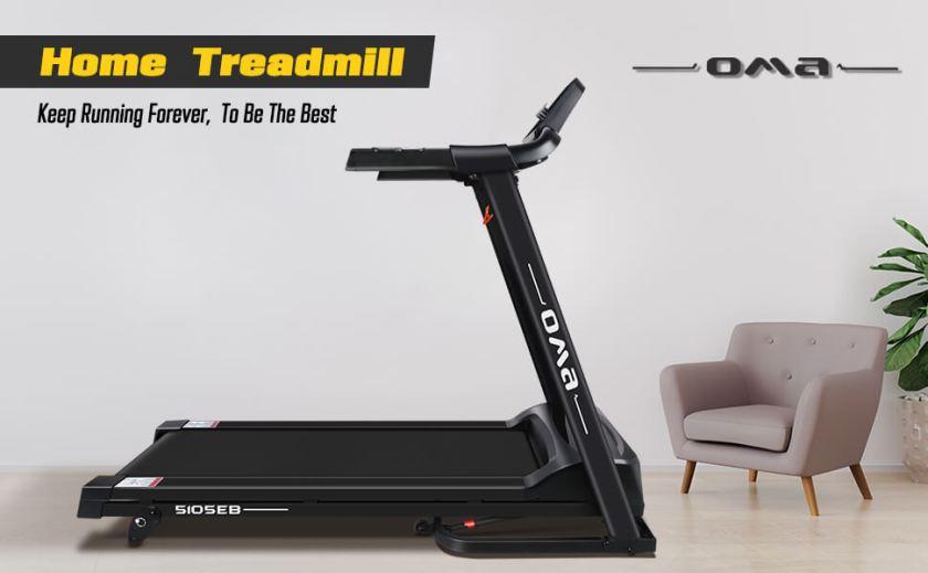 OMA Home Treadmills, Max 2.25