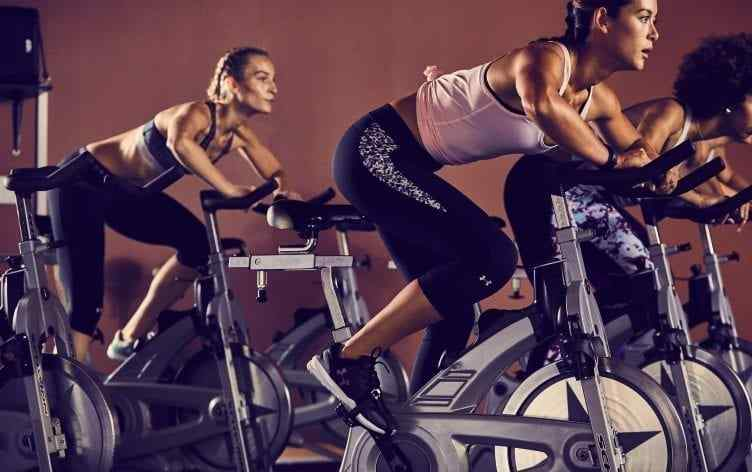 what is a spinning bike
