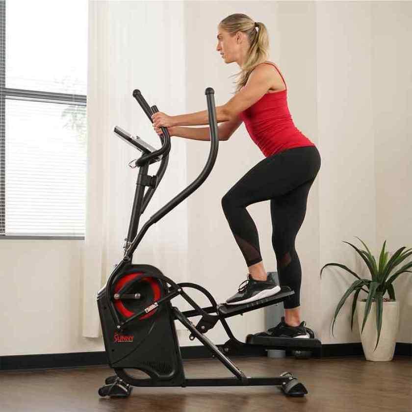 Sunny Health & Fitness SF-E3919 Premium Cardio Climber