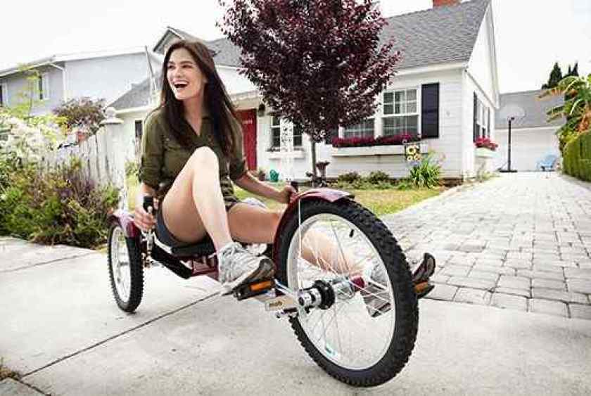 Mobo Shift 3-Wheel Recumbent Tricycle