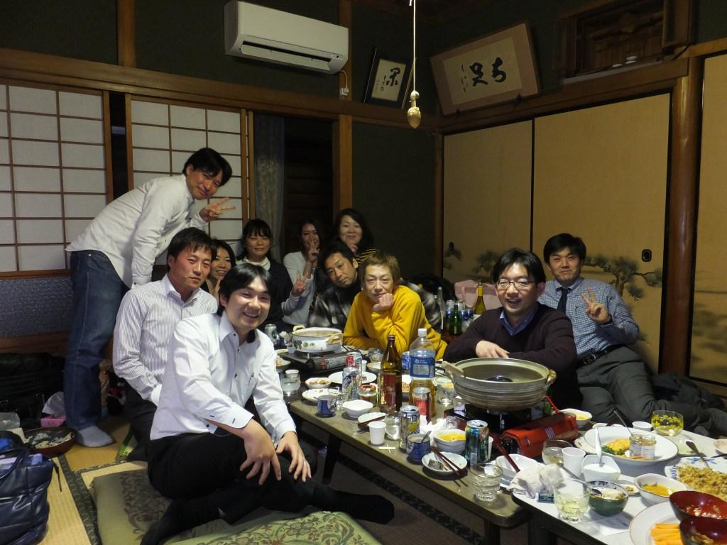 美健マスター交流会20150117
