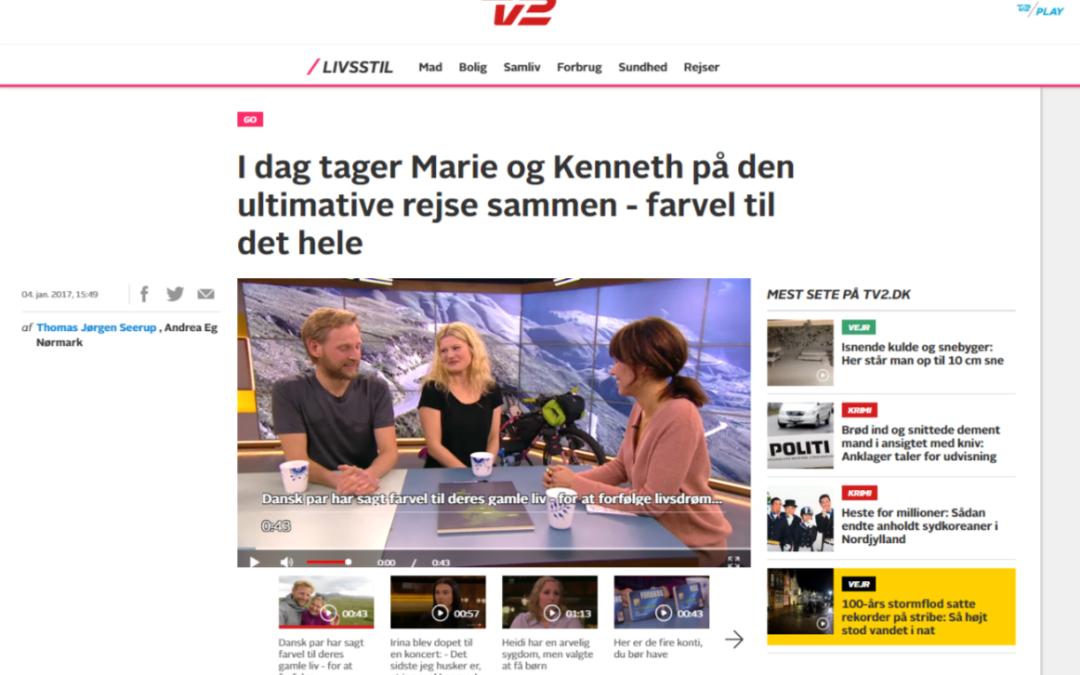 Et smut i Go'morgen Danmark