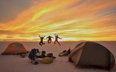 Israel og Salar de Uyuni